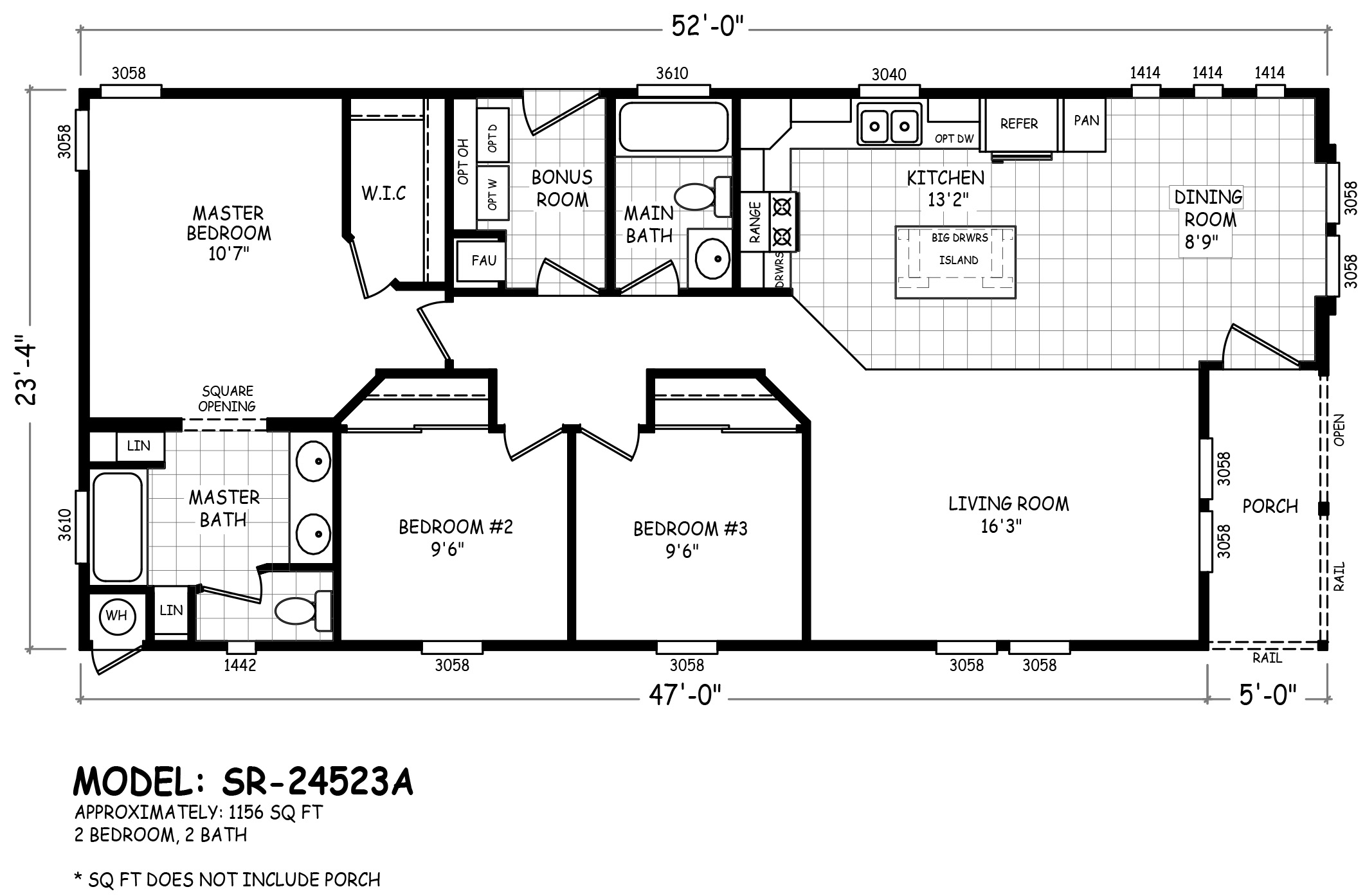 Sedona Ridge Series Sr 24523a Wholesale Manufactured Homes Wiring Diagrams For
