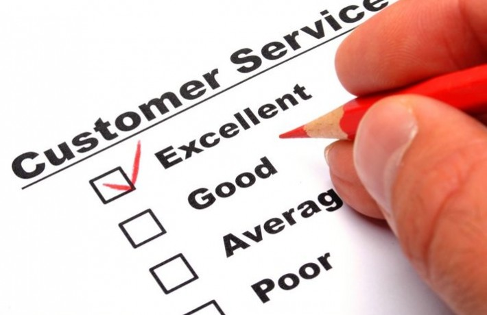 Industry leading Customer Service Program