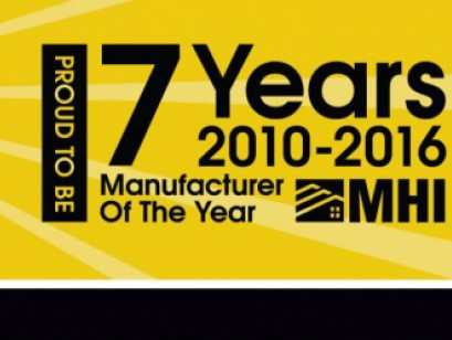 Manufacturer Of The Year........AGAIN!